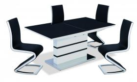 ALDRIGE EXTENDABLE DINING SET