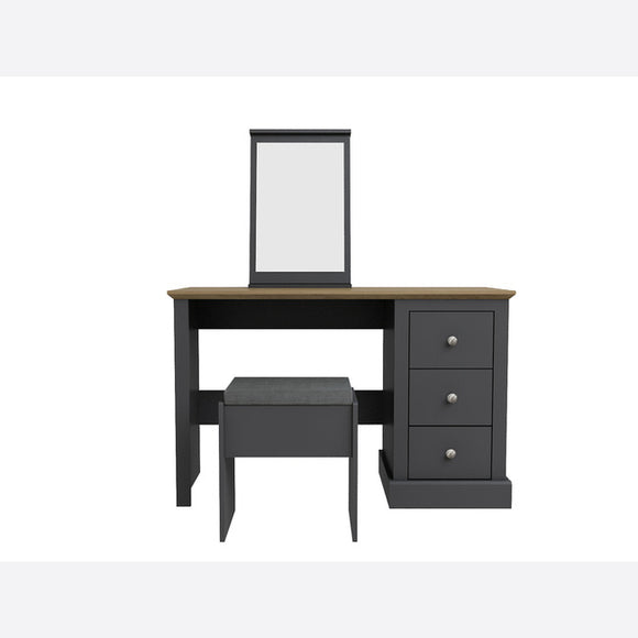 DEVON DRESSING TABLE SET - 3 COLOURS