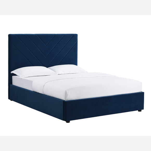 ISLINGTON BED - (DOUBLE OR KING - THREE COLOURS)