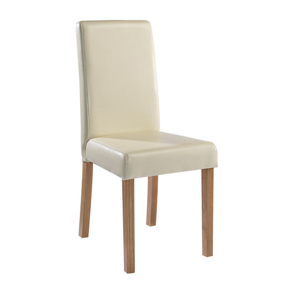 OAKRIDGE DINING CHAIRS - 4 COLOURS