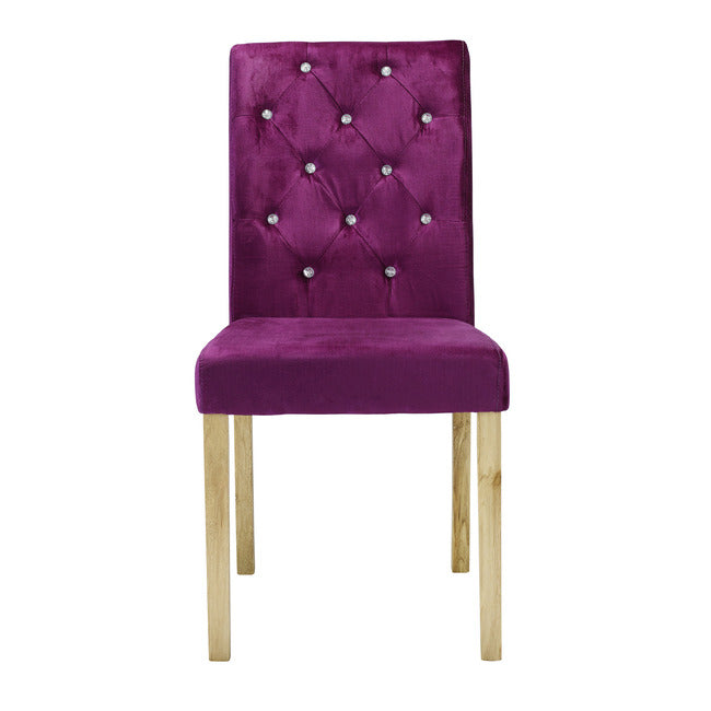 PARIS DINING CHAIRS - 3 COLOURS
