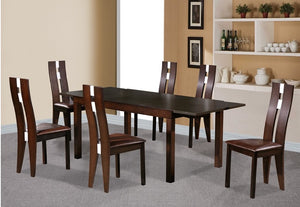 Baltic 6 Seater Dining Set - Extendable