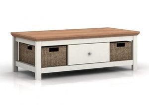 COTSWOLD COFFEE TABLE - CREAM