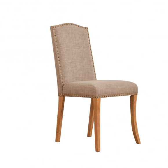 EVESHAM DINING CHAIRS - 2 COLOURS