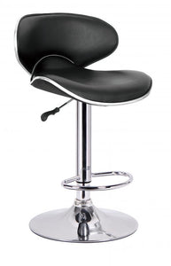 BAHAMA BAR STOOL - BLACK
