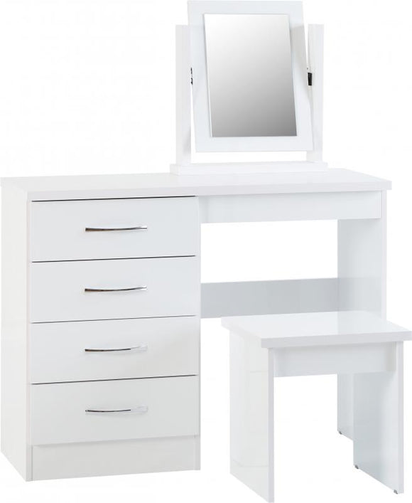 NEVADA DRESSING TABLE SET - 2 COLOURS