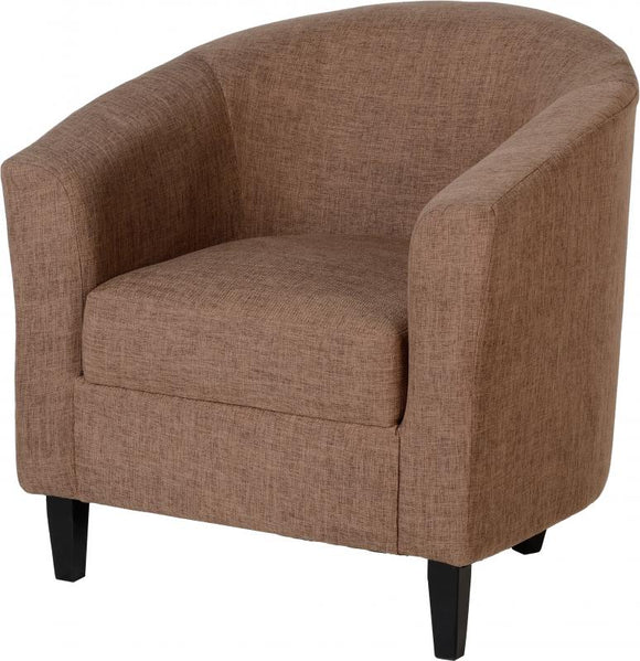 TEMPO TUB CHAIR - SAND FABRIC
