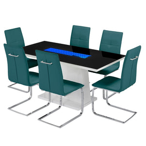 MATRIX DINING TABLE - LED LIGHTING