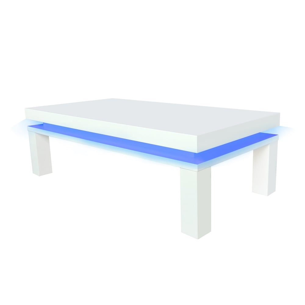 MILANO COFFEE TABLE - LED LIGHTING