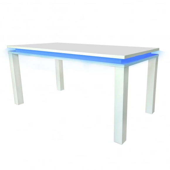 MILANO DINING TABLE - LED LIGHTING