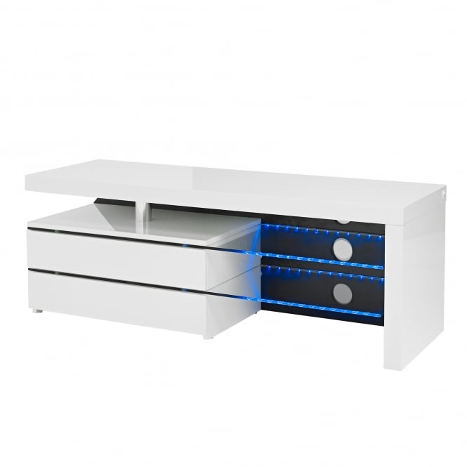 MILANO TV UNIT - LED LIGHTING