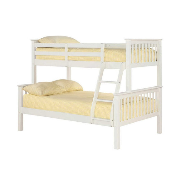 OTTO TRIPLE BUNK - WHITE