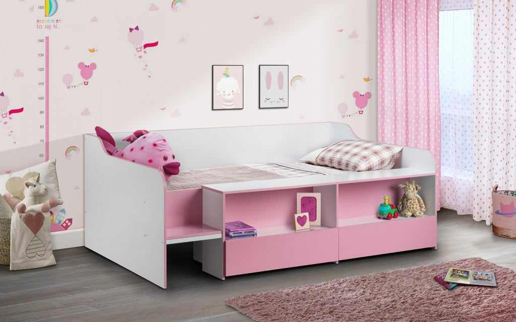 STELLA LOW SLEEPER - THREE COLOURS