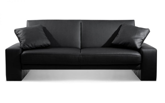 SUPRA SOFA BED - BROWN OR BLACK