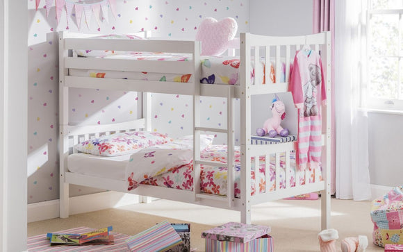 ZODIAC BUNK BED - WHITE