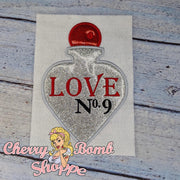 Love Potion Applique