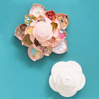 Bloom Embellishment Storage - Pink