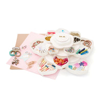 Bloom Embellishment Storage - White
