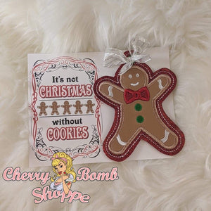 Gingerbread Cookies Ornament