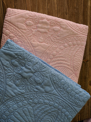 Baby Heirloom Quilts