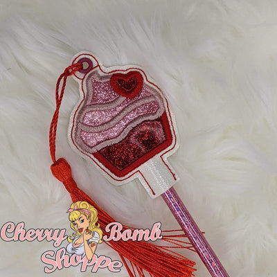 Cupcake Pencil Topper/Bookmark