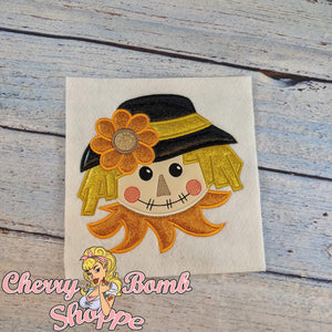 Scarecrow Applique