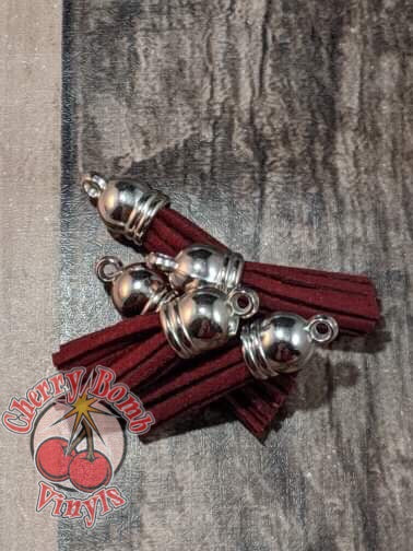 Red Wine Tassel
