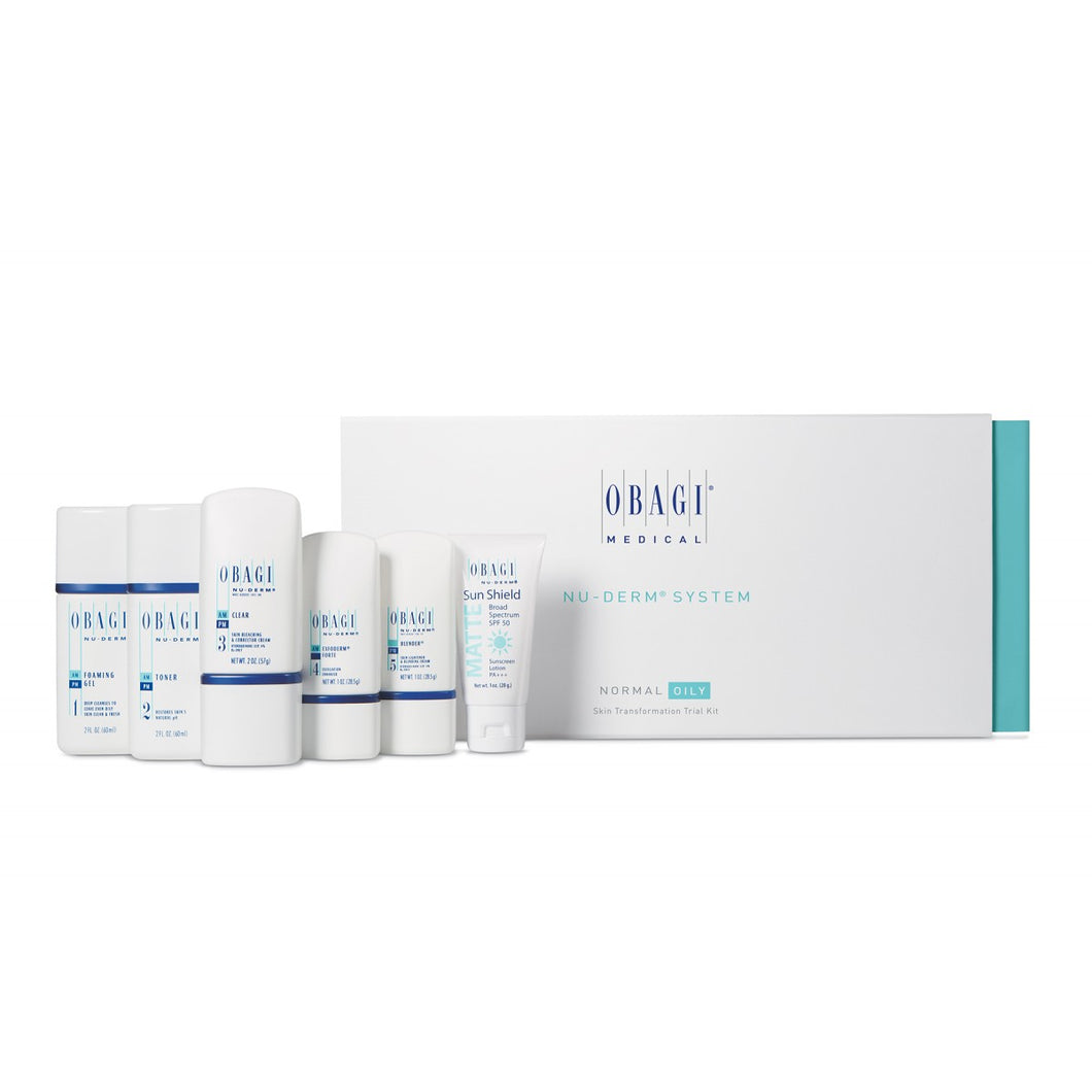 Obagi Nu-Derm System Normal - Oily Kit *RX Required
