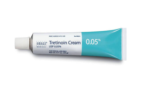 Obagi Tretinoin cream .05% 20g  *RX Required