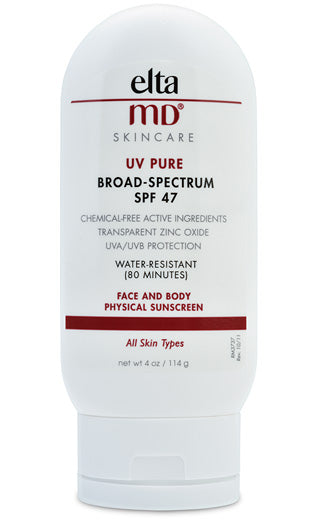 EltaMD UV Pure Broad-Spectrum SPF 47 4oz