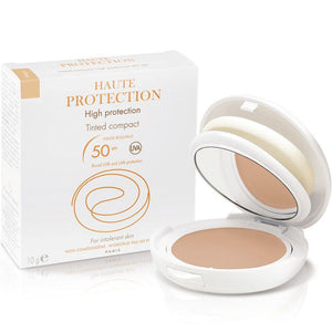 Avene High Protection Tinted Compact SPF 50 - Beige (0.35 oz.)