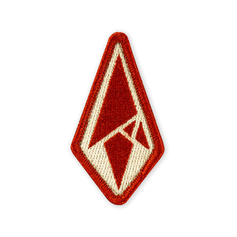 Logo Morale Patch - Red Edition