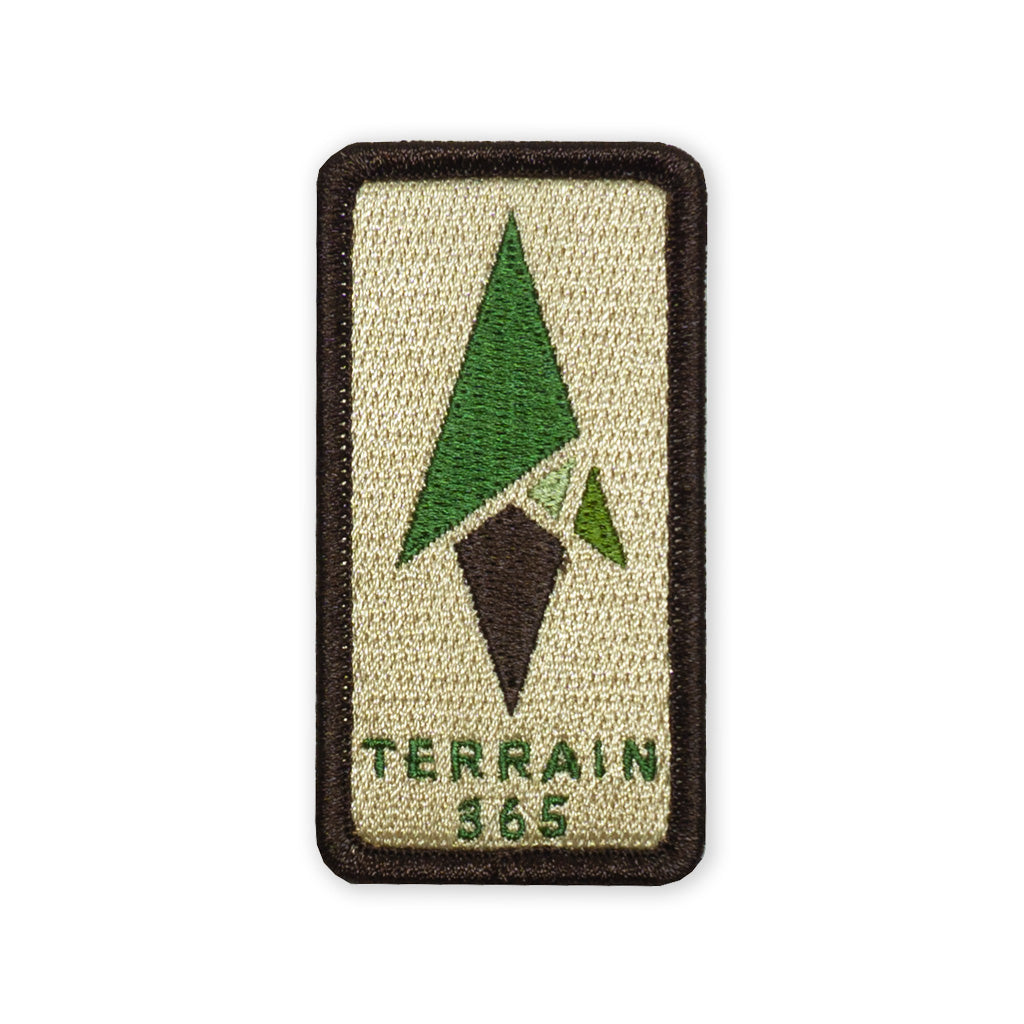 Logo Morale Patch - Brand Biscuit