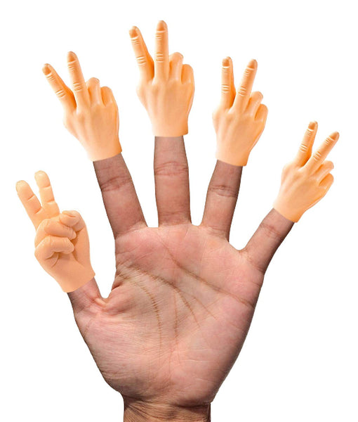 Tiny Hands - Peace Sign (5 pack)
