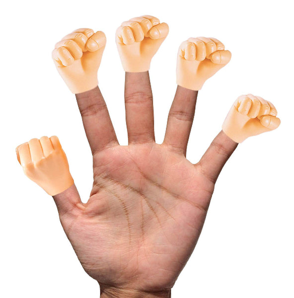 Tiny Hands - The Fist Bump (5 pack)