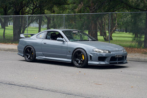 Live Fast (AU) - RB26 Powered Silvia S15 Aero