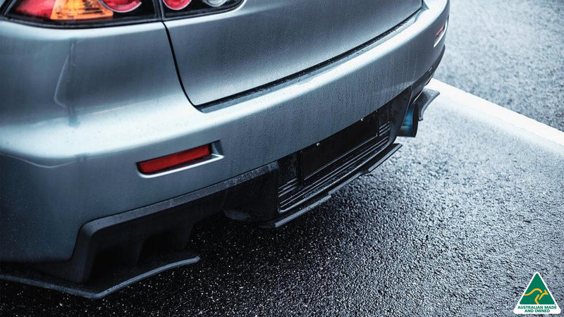 Buy Mitsubishi Lancer Evolution X Rear Valance Online