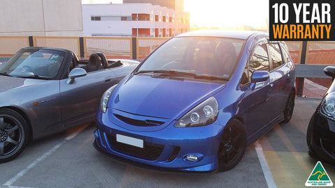 Honda Jazz GD3 Front Splitter | Flow Designs Australia