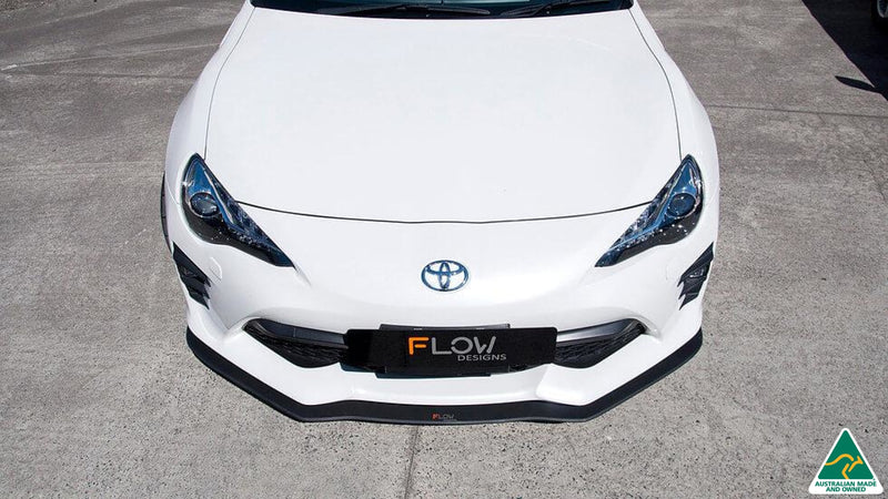 Buy Toyota 86 (GT86/FT86 Facelift) Front Lip Splitters Online