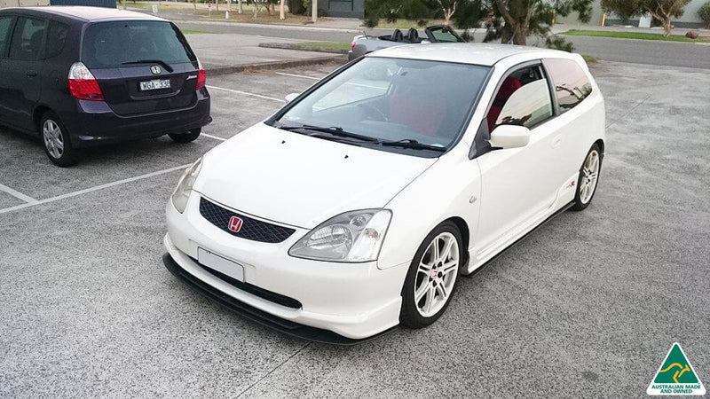 Honda EP3 Civic Type R Side Splitter | Flow Designs Australia