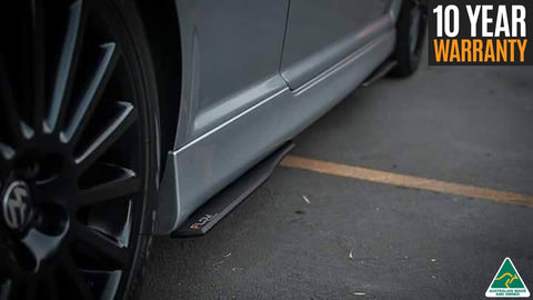 VW MK4 Golf R32 Side Splitter
