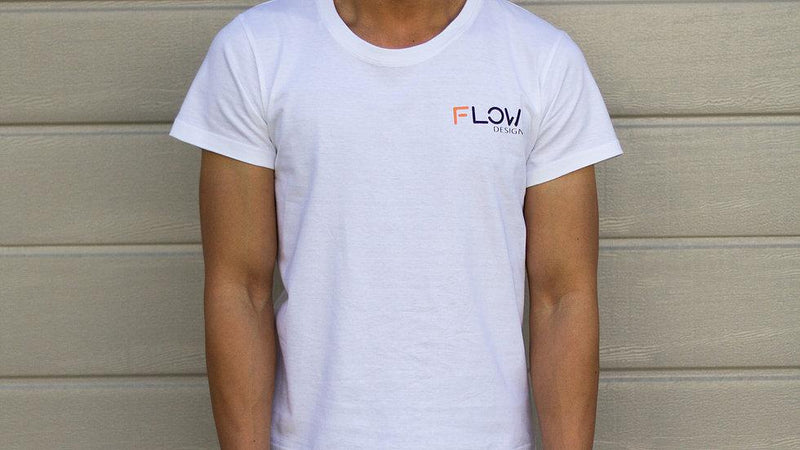 Flow Designs Printed Tee