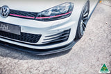 Buy VW MK7 Golf GTI Front Splitter Extensions | Flow Designs Australia