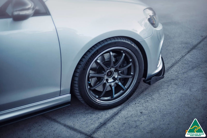Buy VW MK6 Golf R Front Winglets (Pair) | Flow Designs Australia