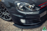 Buy VW MK6 Golf GTI Front Extensions (Pair) | Flow Designs Australia