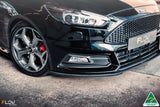 Buy Ford MK3.5 Focus ST Front Extensions | Flow Designs Australia