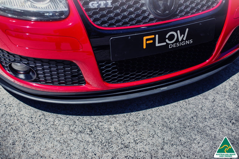 VW MK5 Golf GTI Front Splitter
