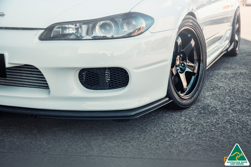 Buy Nissan Silvia S15/200SX Front Lip Splitter Extensions Online