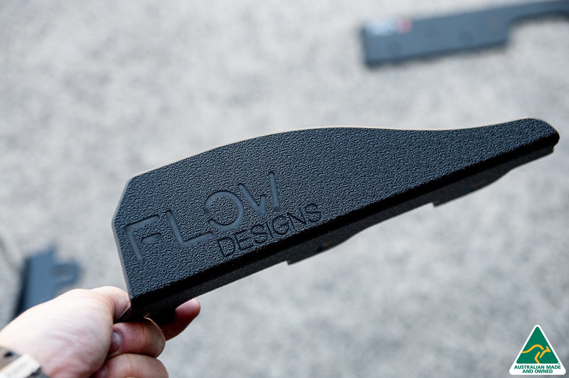 Buy VW MK7 Golf R Side Splitter Winglets | Flow Designs Australia