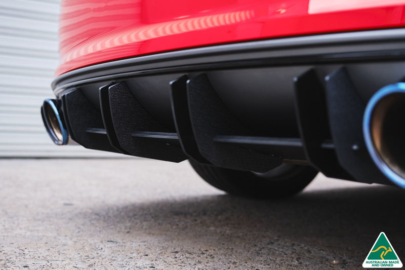 Audi S3 8V PFL Sedan Rear Flow-Lock Diffuser